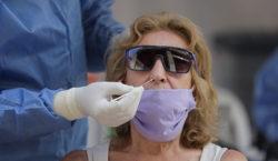 Demoras de hasta dos semanas en los testeos de coronavirus…