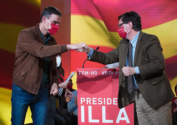 Cataluña vota en plena pandemia y tres años después del fallido intento independentista