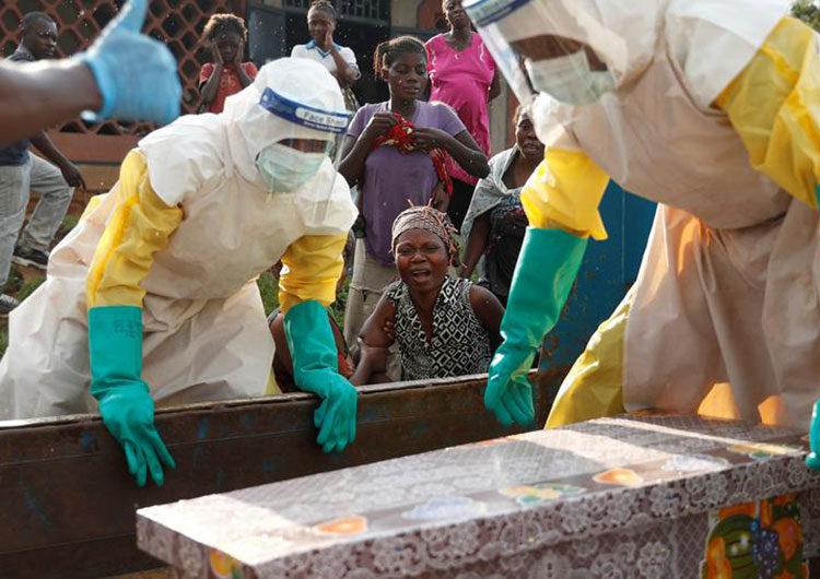 Guinea confirma los primeros casos de Ébola desde el fin de la epidemia en 2016