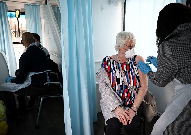 Reino Unido: se detectaron hasta seis casos de la variante Manaos del coronavirus