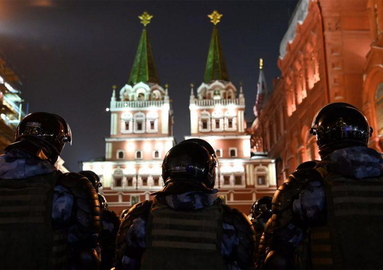 Rusia advirtió a EEUU que tomará represalias contra cualquier sanción por el caso Navalny