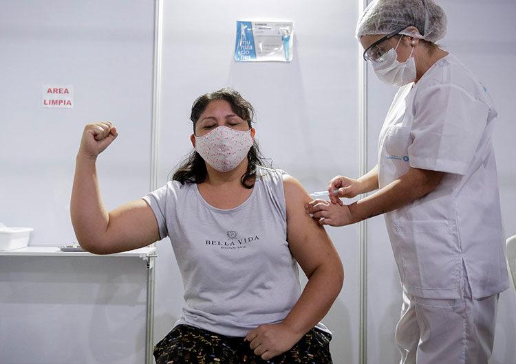 Con la próxima llegada de vacunas procedentes de India, empezará la inmunización a mayores de 70