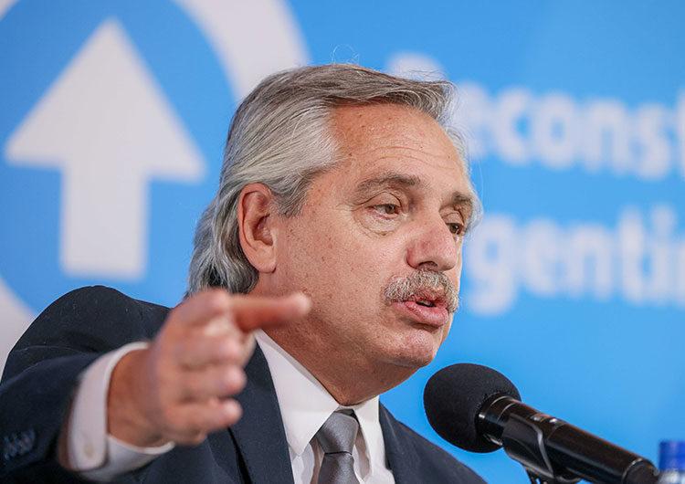 El Presidente habilitó por decreto que se trate en extraordinarias el proyecto de Ganancias
