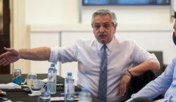 Fernández agradeció convocatoria del lunes, pero pidió que su discurso…
