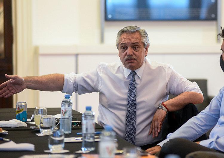 Tensión campo – Gobierno: Fernández recibirá integrantes de Mesa de Enlace