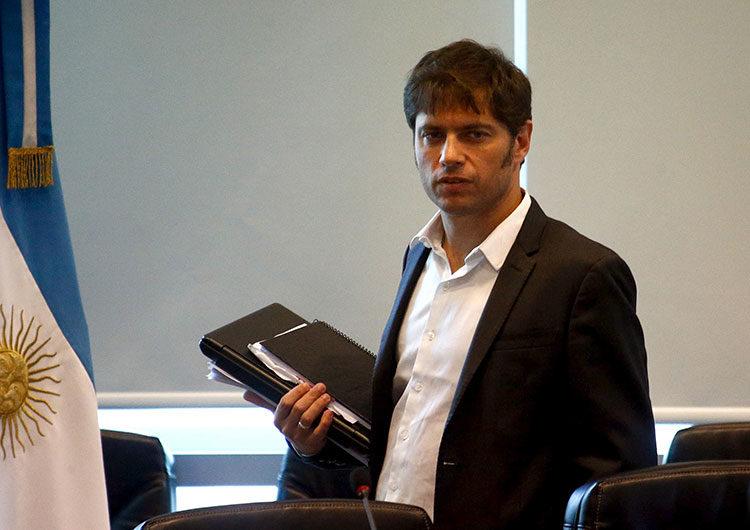 Provincia de Buenos Aires extendió canje deuda bajo ley extranjera