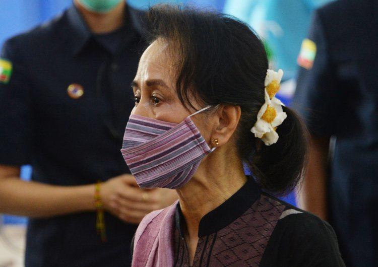 Birmania: la primera mujer electa para la presidencia fue detenida tras golpe de Estado