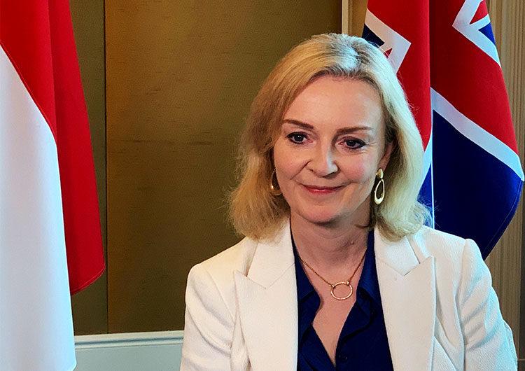 Reino Unido pidió formalmente unirse al acuerdo transpacífico a un año de su salida de la Unión Europea