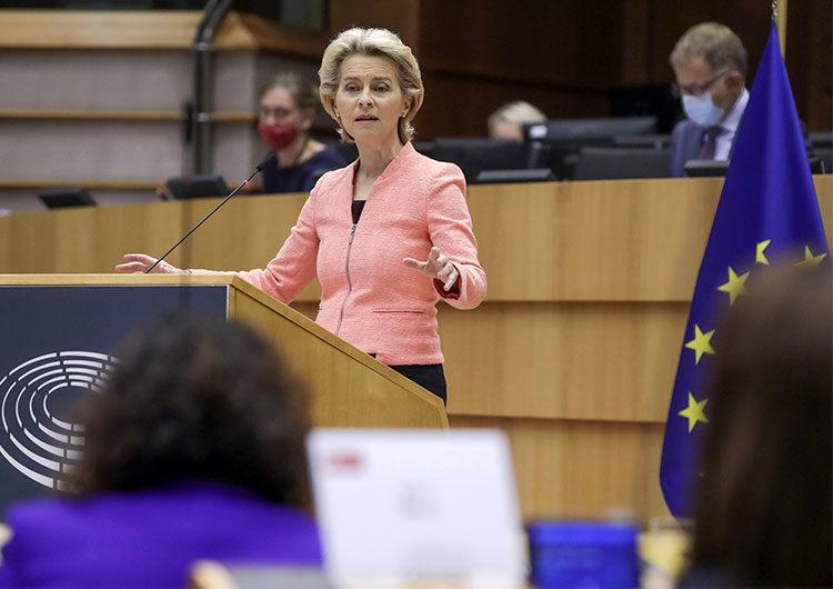 La Unión Europea no se encuentra donde querría estar en la lucha por las vacunas