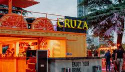 Un trendy bar a cielo abierto en el Campo Argentino…
