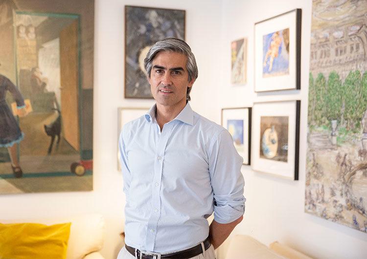 Eduardo Mallea: abogado aduanero, coleccionista de arte y el nuevo vicepresidente de arteBA