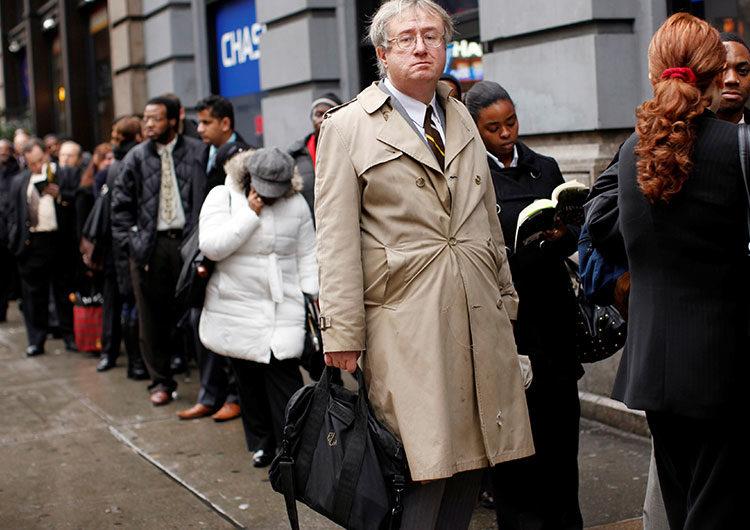 EEUU: aumentan pedidos semanales de subsidios por desempleo