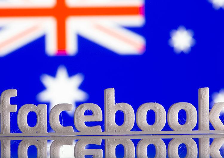 Facebook y Australia, en armonía tras cambios en la ley de medios
