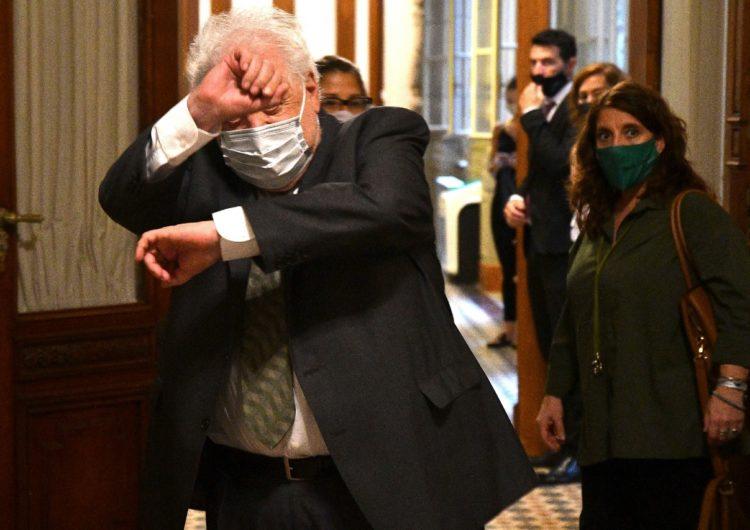 Vacunaciones VIP: Alberto Fernández le pidió la renuncia a Ginés González García