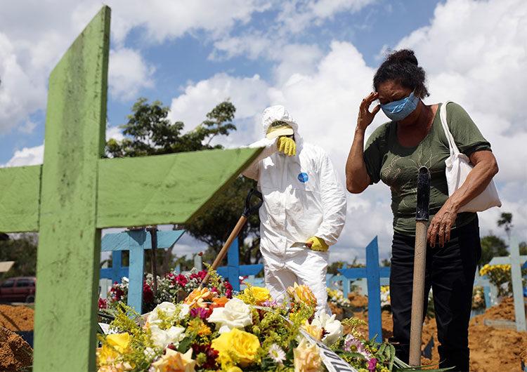 Bolsonaro será investigado por el brote de Covid en Manaos
