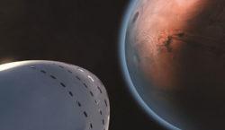 En una década se podría viajar a Marte con astronautas