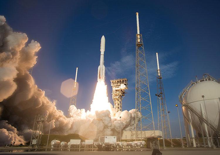 «Perseverance», la misión de la NASA, llegó a Marte para buscar rastros de vida
