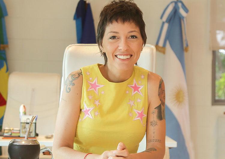 Mayra Mendoza: «La urbanización de villas debe ser política de Estado»
