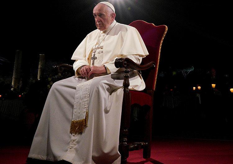El Papa promete avanzar con la reforma judicial del Vaticano para luchar contra delitos financieros