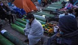 Perú se asfixia por falta de oxígeno en la segunda…