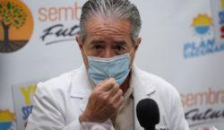 Renuncia el ministro de Salud de Ecuador en medio de…