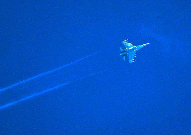 Un choque aéreo no intencionado en Siria podría llevar a Biden a un conflicto que involucra a Rusia e Israel