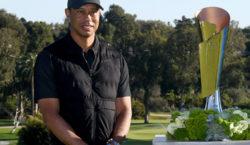 Tiger Woods está estable y con lesiones en las piernas…