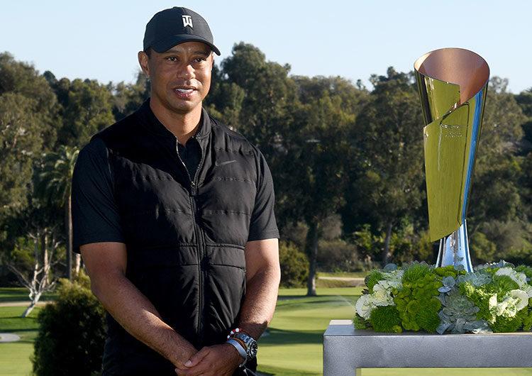 Tiger Woods está estable y con lesiones en las piernas luego de un terrible accidente