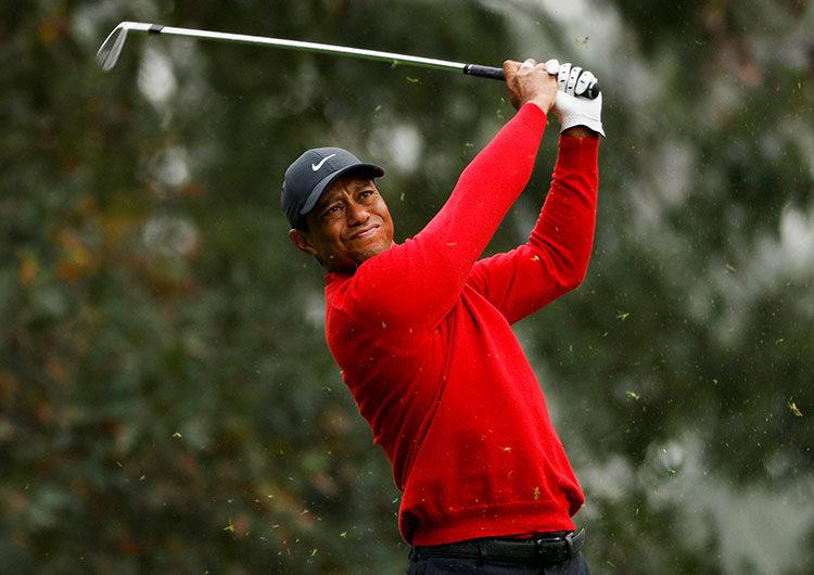 Tiger Woods, internado con múltiples lesiones tras accidente automovilístico