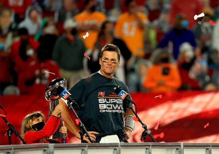 Los Buccaneers ganaron el Super Bowl y Tom Brady se consolida uno de los mejores deportistas de la historia