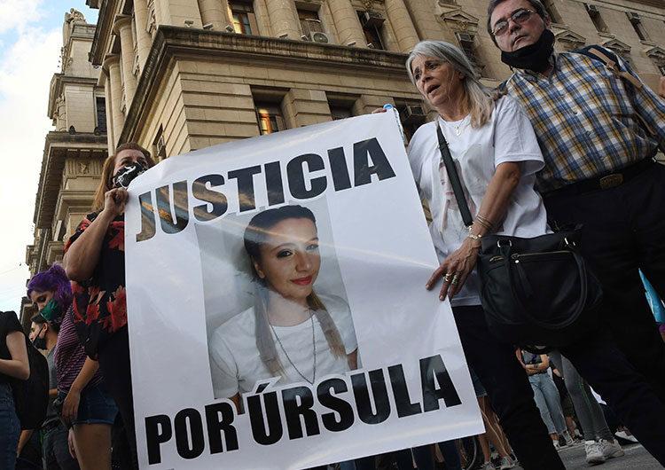 Marchas en todo el país para reclamar por el femicidio de Úrsula