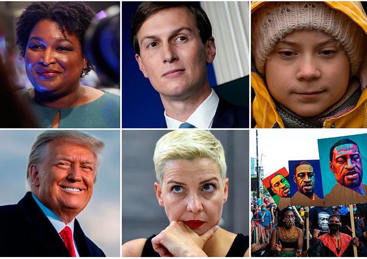 La lista de nominados al Premio Nobel de la Paz 2021