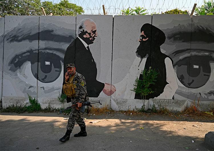 ¿Podría Biden desencadenar un conflicto total en Afganistán?
