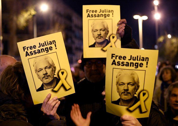 Wikileaks: organizaciones pidieron a Biden que retire los cargos contra Julian Assange