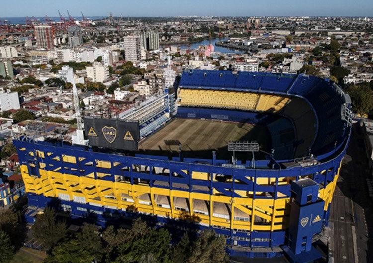 Boca y River disputan otra Superclásico en la Bombonera