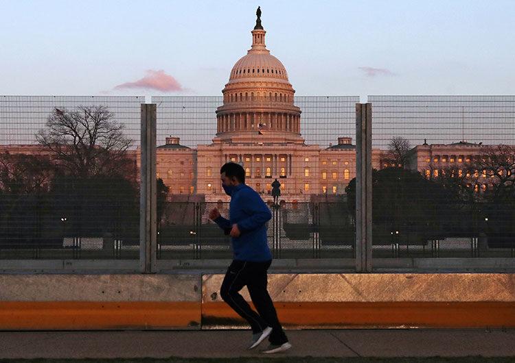EE.UU.: Senado aprobó el plan de ayuda de Biden de 1,9 billones de dólares