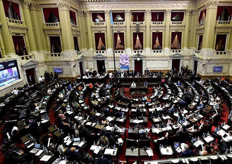 Ganancias: Diputados debate la reducción del tributo en una sesión especial