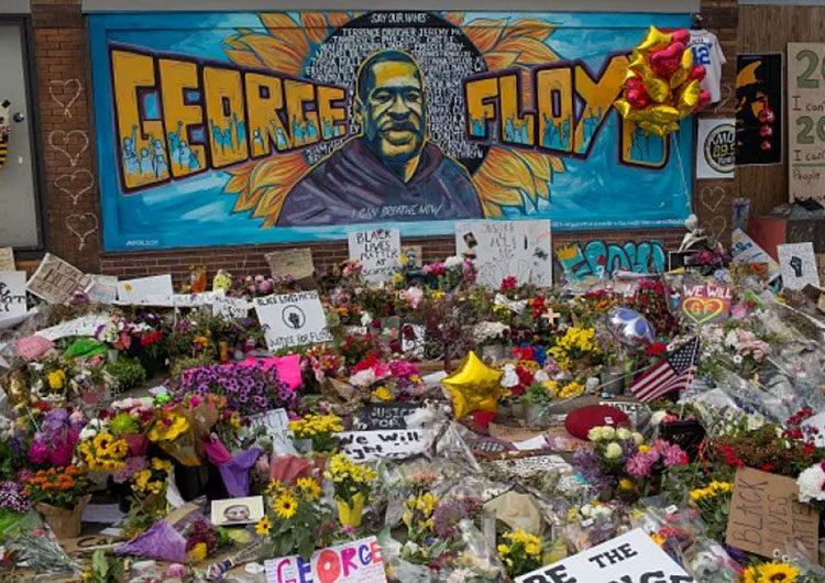 Mineápolis pagará 27 millones de dólares a la familia de George Floyd por su muerte