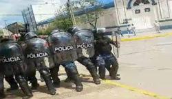 El ministro de Gobierno formoseño dijo que «no fue pacífica»…