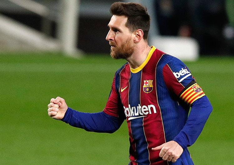 Barcelona ofrecerá a Messi un contrato de por vida