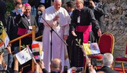 El Papa se despidió de Irak con mensajes contra el…