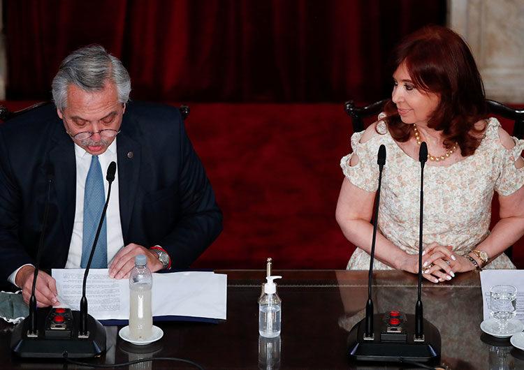 Caen otra vez los bonos de la deuda: el impacto del discurso de Alberto