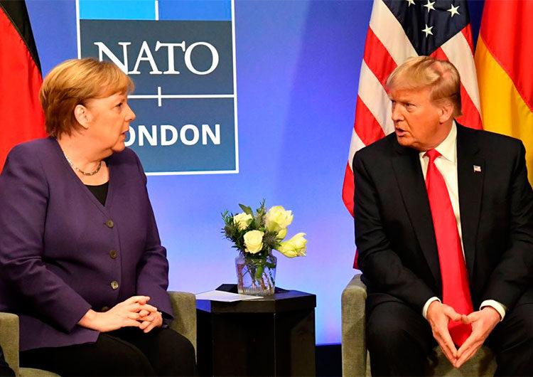 Merkel da marcha atrás con el confinamiento estricto para Semana Santa