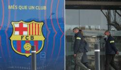 La policía catalana realiza arrestos tras registrar las oficinas del…