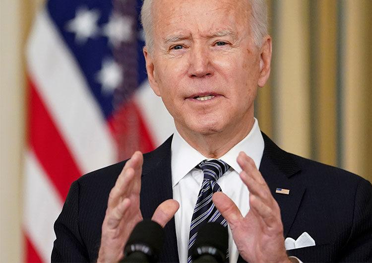 Biden hablará de COVID e inmigración en su primera conferencia de prensa en la Casa Blanca
