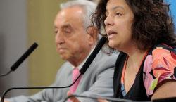 Vizzotti defiende restricciones en Senado y ratifica que hay tendencia…
