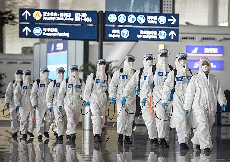 Es 'extremadamente improbable' que el COVID provenga de un laboratorio, afirma un informe de China y la OMS