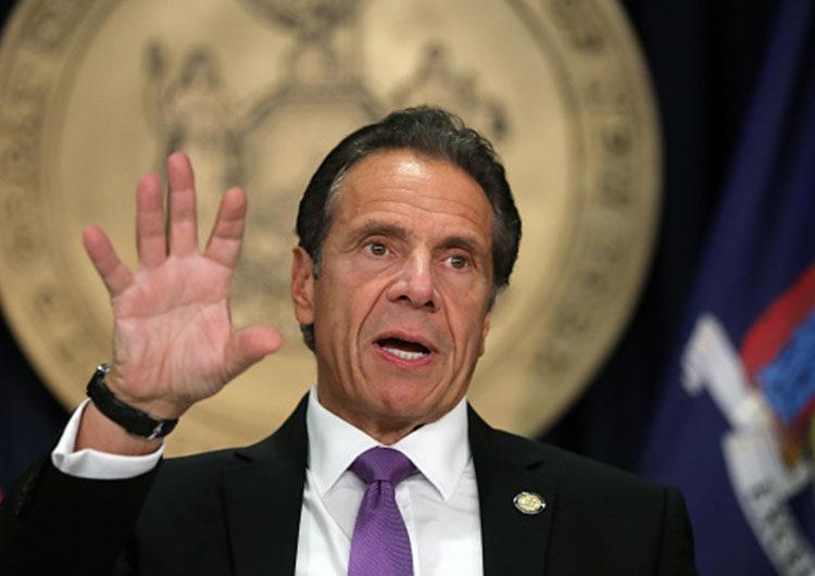 El gobernador de Nueva York será investigado por acusaciones de acoso sexual