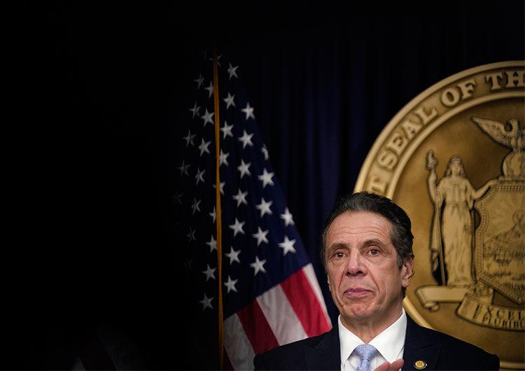 Andrew Cuomo: cada vez más votantes de Nueva York creen que debería renunciar