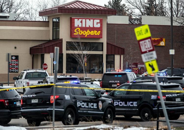 EEUU: Un tiroteo en un supermercado en Colorado deja diez muertos como saldo